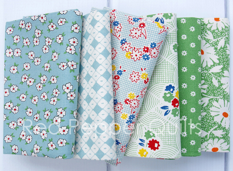 Hop Skip Jump by Sandy Klop for Moda Fabrics | © Red Pepper Quilts 2016