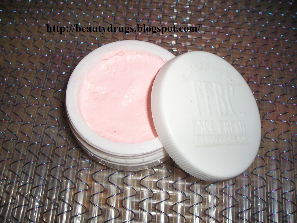 Fresh Skin Pinkish Cream