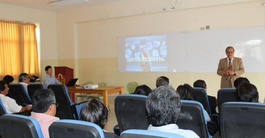 CERO PAPEL: Gobierno Regional de Lambayeque promueve el uso de la firma digital a través del Sistema de Gestión Documentaria SISGEDO v3.0