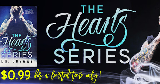 "L.H. Cosway's ""Hearts"" Series Box Set - just $0.99!"