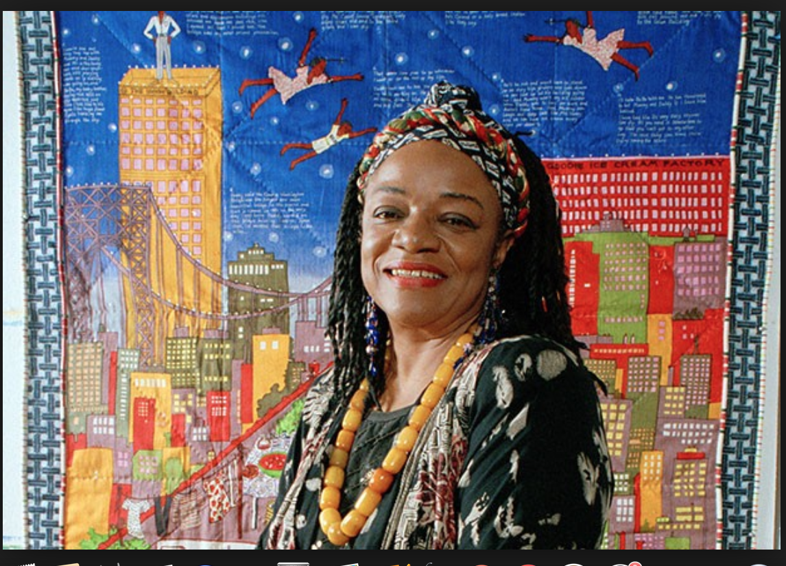 ringgold women The brooklyn museum  players among other positive female role models, for the women's house incorporates suggestions offered to faith ringgold by incarcerated women.