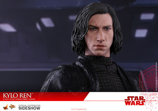 Movie Masterpiece 1/6 Kylo Ren de Star Wars Episode VIII: The Last Jedi - Hot Toys