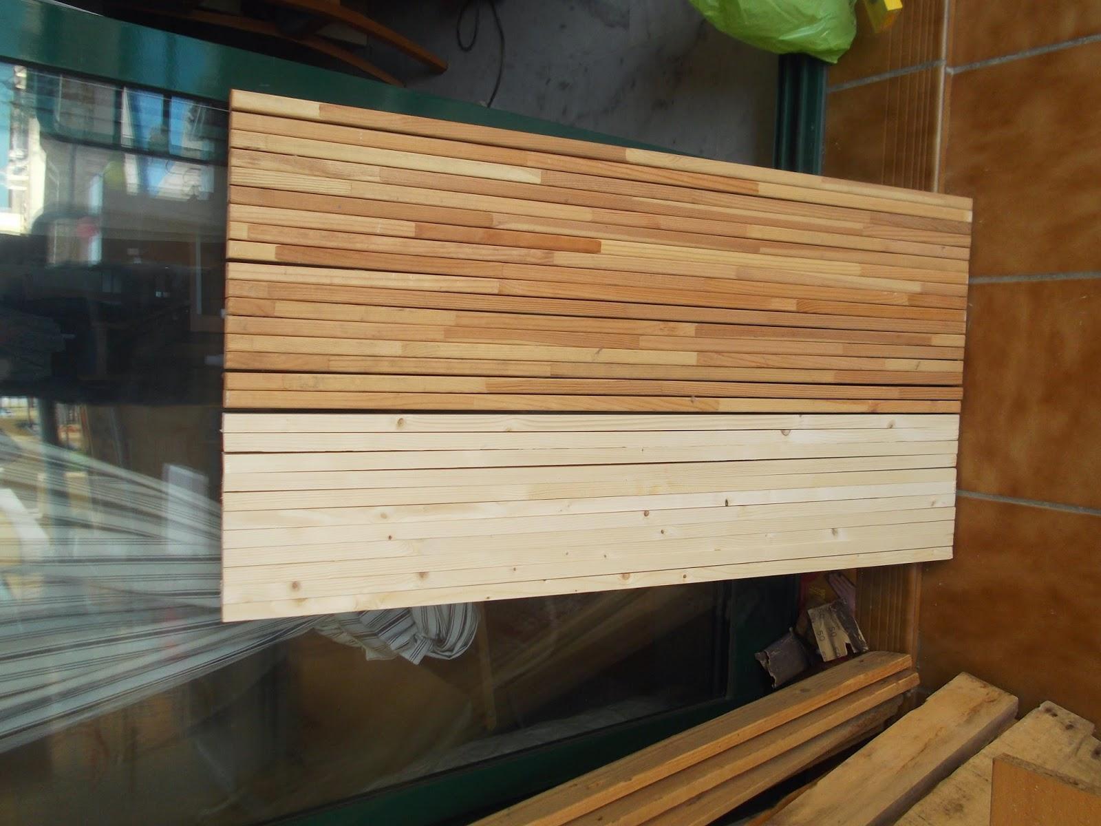 Cabecero cama de matrimonio reciclado diyambo blog - Hazlo tu mismo muebles ...