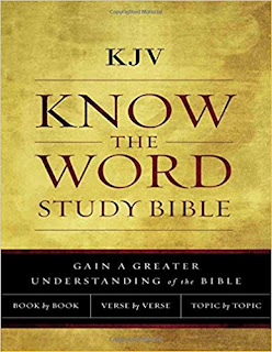 KJV Know the Word Study Bible