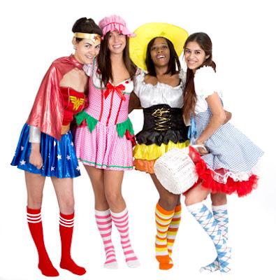 costume socks