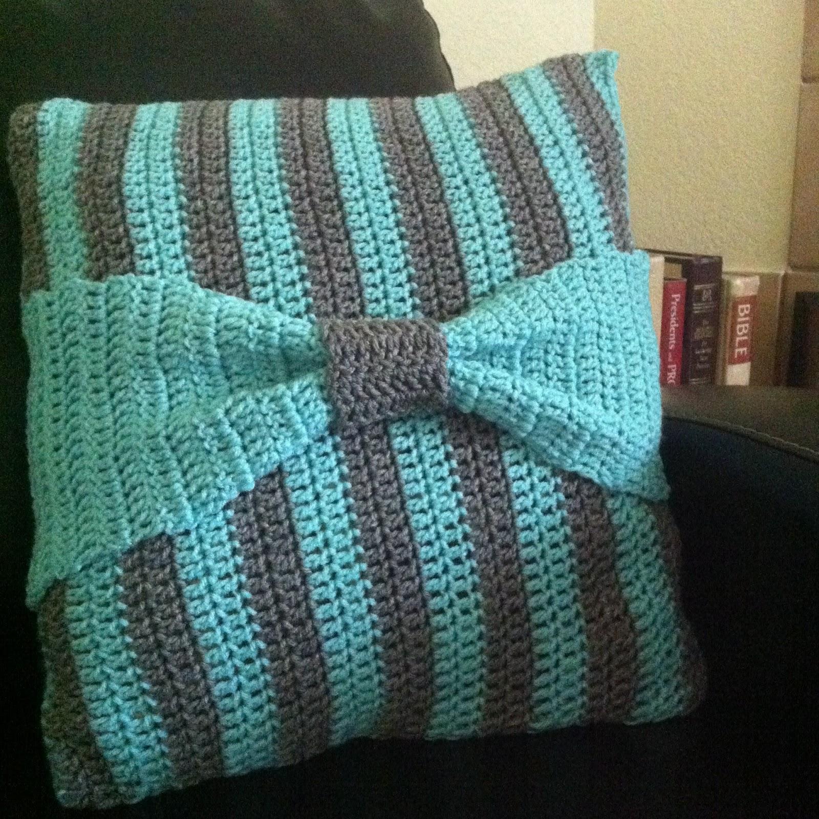 Crochet Sofa Cover Patterns Emerald Sofas Blackburn Design Adventures Striped Pillow