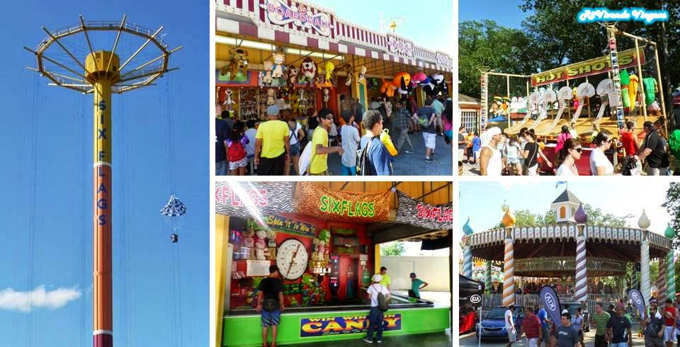 Six Flags Great Adventure NJ