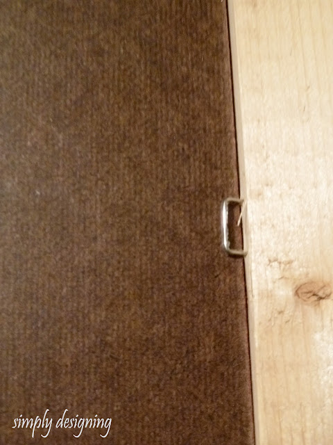 Staple Gun to secure items into the back of a Frame   #diy #framing #tools
