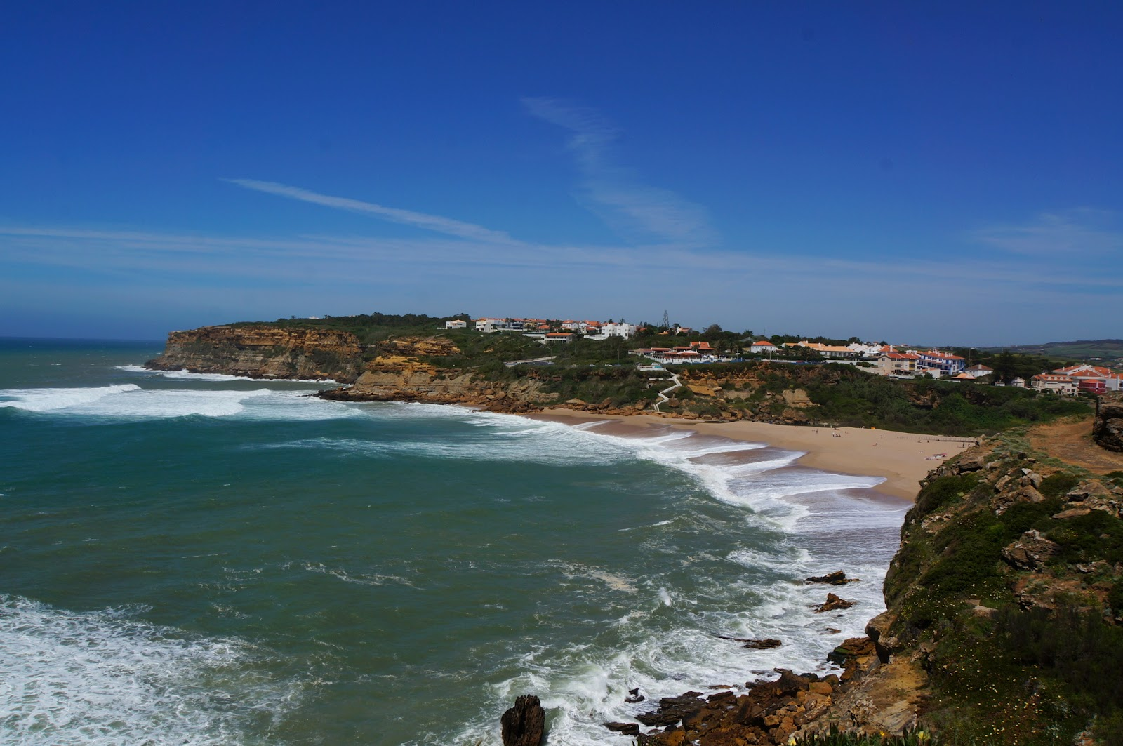 Côte d'Obidos à Ericeira - Portugal