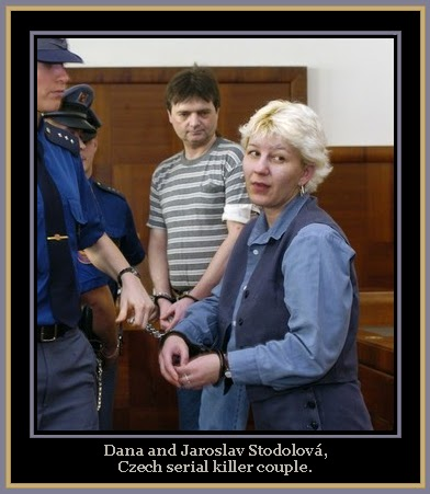 Dana Stodolova, Serial Killer Bandit – Czech Republic, 2003
