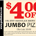 Godfather's Pizza Coupon [This Month October 2019]