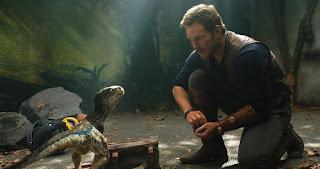 Jurassic World: Il Regno Distrutto Chris Pratt