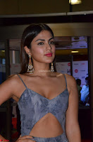 Rhea Chakraborty in a Sleeveless Deep neck Choli Dress Stunning Beauty at 64th Jio Filmfare Awards South ~  Exclusive 066.JPG