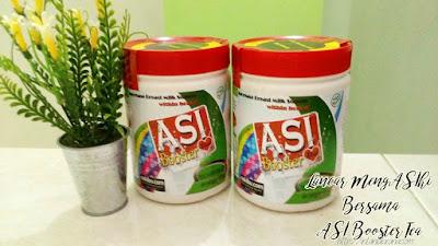 Lancar MengASIhi Bersama ASI Booster Tea