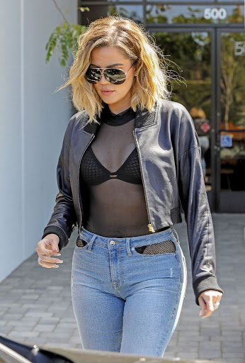 Khloe Kardashian Style and Fashion Inspirations in Westlake Village