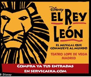 entradas rey leon