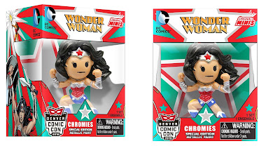 Denver Comic Con 2016 Exclusive Wonder Woman Original Minis Figure by UCC Distributing