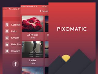 pixomatic Pixomatic photo editor v2.1.8 [Premium] Apps