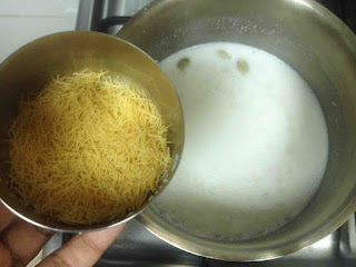 thari kanji semolina payasam