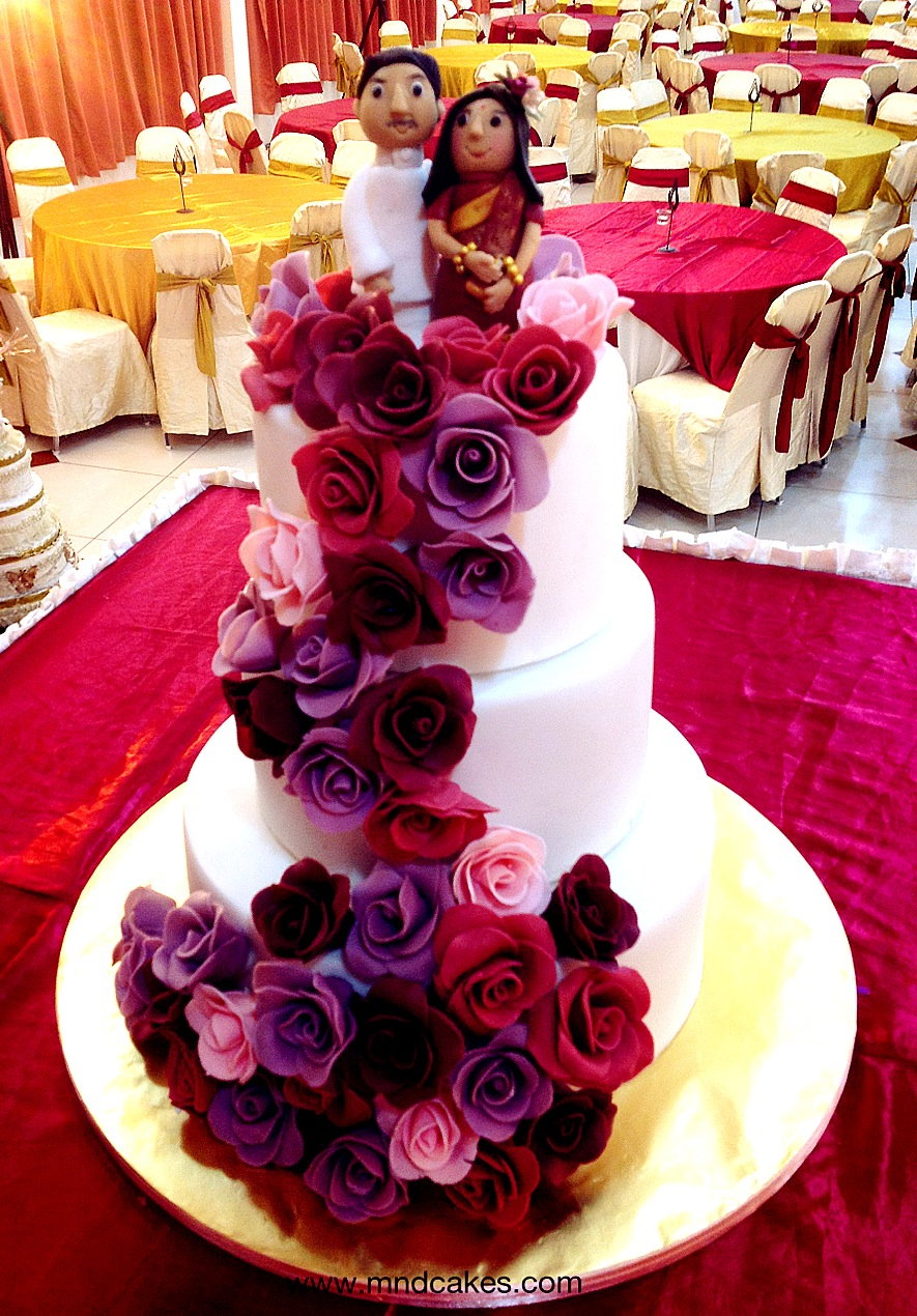Mnd Wedding Cakes September 2012