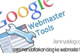 cara mendaftarkan blog ke webmaster tools (search console) terbaru