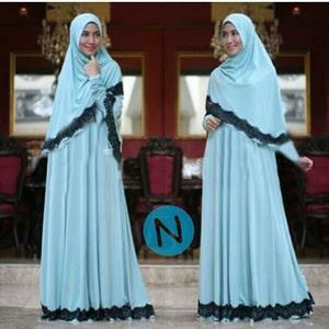 Baju Wanita Muslim yang sedang menyusui