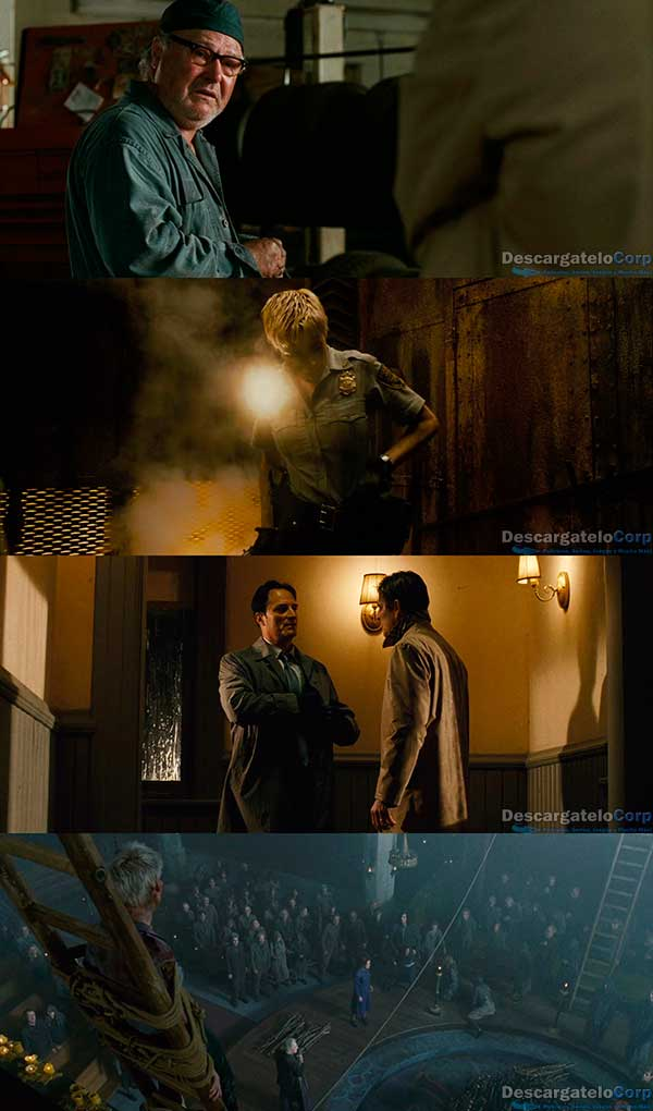Terror en Silent Hill HD 1080p Español Latino