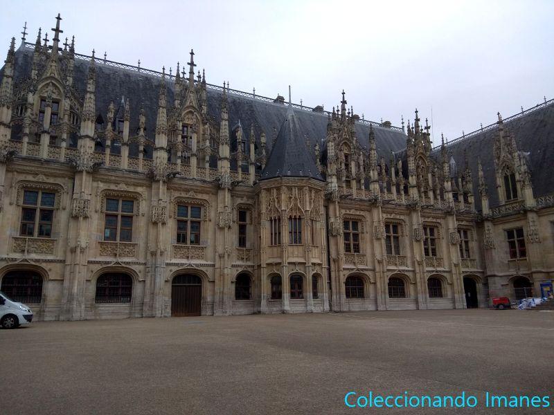 Visitar Ruan - Juana de Arco