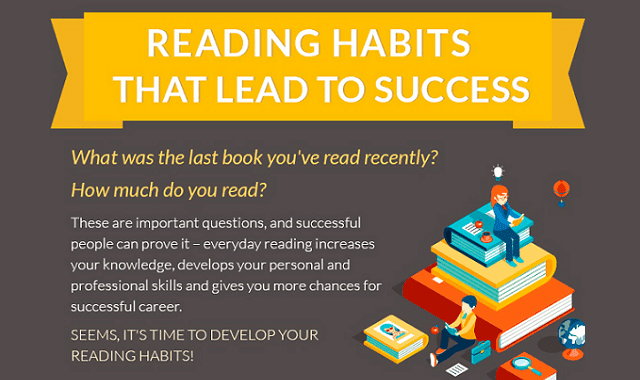 Reading Habits That Lead to Success