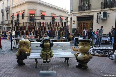 #Travel - O que quero ver em Buenos Aires Feira de San Telmo