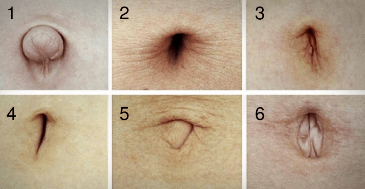 The Shape Of Your Navel Says Surprising Things About You