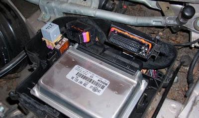 ini komponen sistem kelistrikan mesin