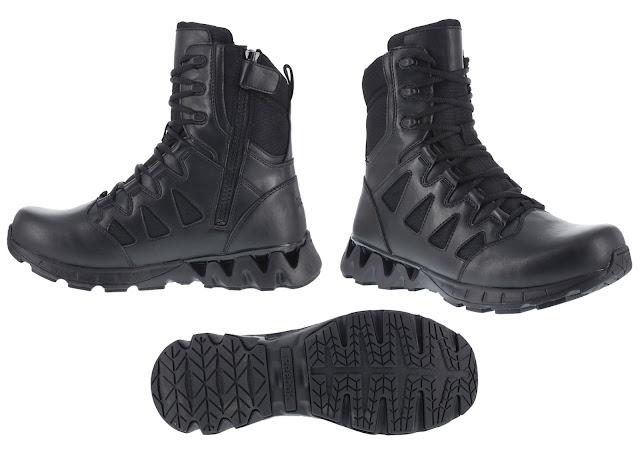 dcf75fd0768 Reebock Zigkick tactical boots.