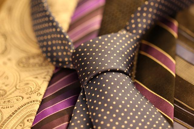 Acerte na escolha da gravata
