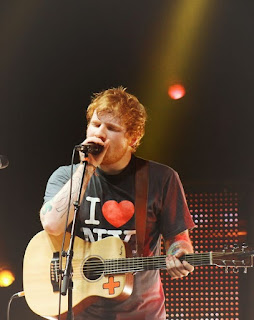 Ed Sheeran Lyrics - I'm Glad I'm Not You