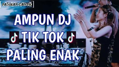 download lagu mp3 full dj tik tok