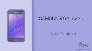 Download Firmware Samsung Galaxy J1 [Stock ROM, Semua Stok]