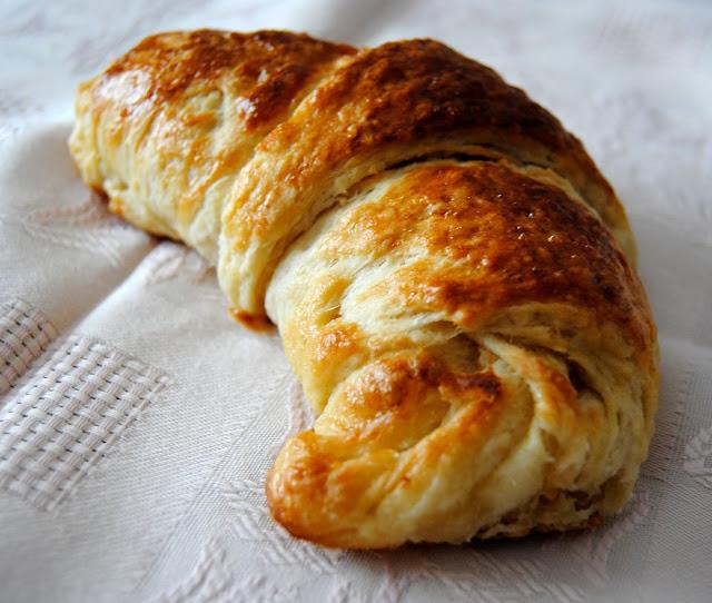 Croissant o Cruasán