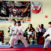 Talentos del CEAS presentan examen de grados kups de Karate Do