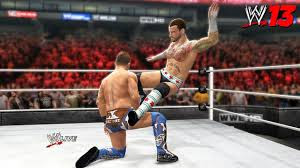 WWE 13 PC Game Special Edition Screenshot
