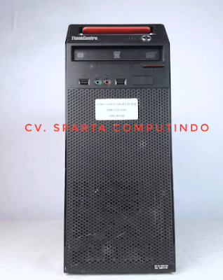 PC Lenovo Thinkcentre Core 2 Duo E7200 Mulus Bergaransi