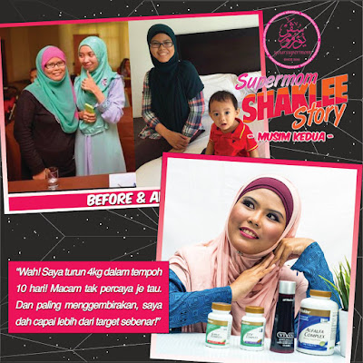 Image result for testimoni set detox shaklee