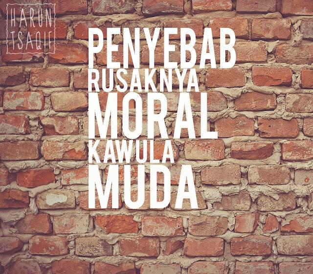 Rusaknya Moral Kawula Muda