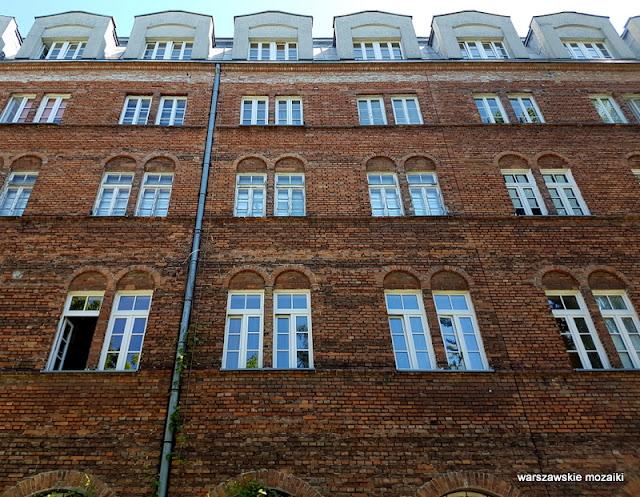 Warszawa klasztor dominikanie architektura Karol Iwanicki Warsaw