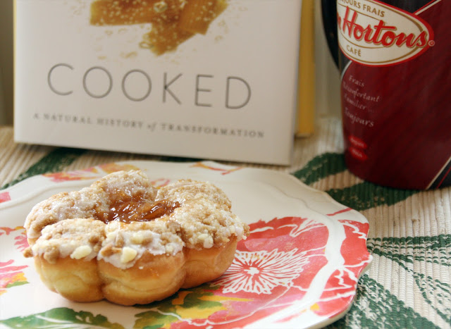 Apple Cobbler Donut
