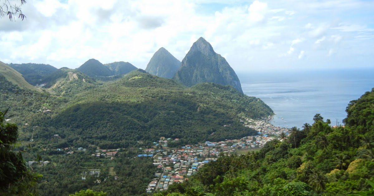 Explore The Beauty Of Caribbean: Hiking Grande Piton, St. Lucia