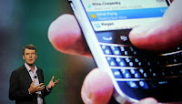 Ontario, Ponsel BlackBerry Yang Masih Misteri