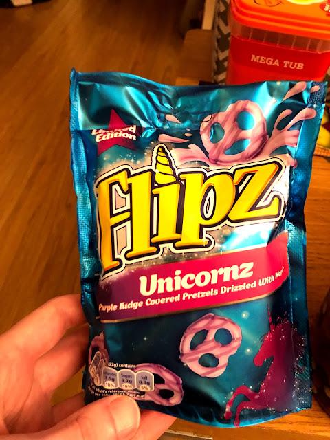 Flipz Unicornz Pretz Pinkz Sparklz Nomz