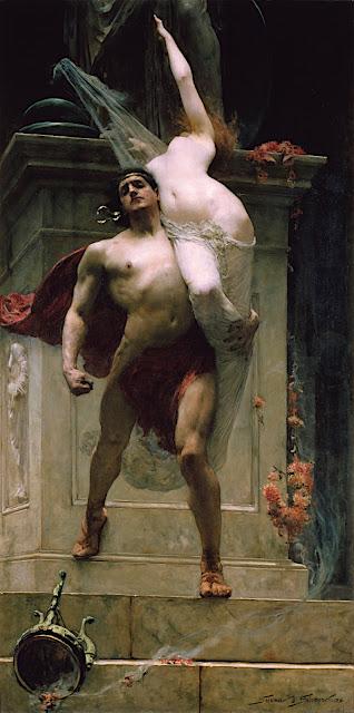 Solomon Joseph Solomon: Aiace e Cassandra