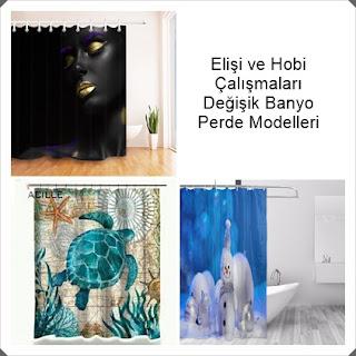 Elişi Perde Modelleri - Dekorasyon